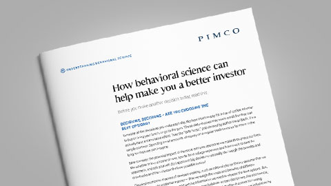 How behavioral science can help make you a better investor